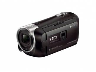 Fotografie Sony HDR PJ-410 Compacte HD camcorder met WiFi