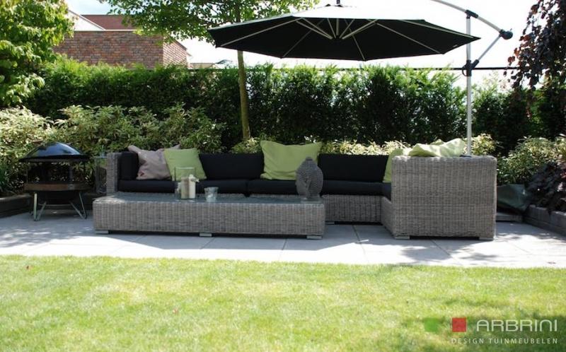 Aanbieding Loungebank Tuin : Loungebank buiten aanbieding trendy loungebank miko beige tuin