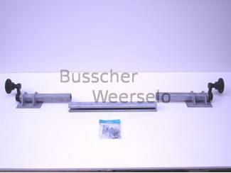 As Aanhanger 750kg Flexi 4 of 5 gaats pad 900-1400 ongeremd