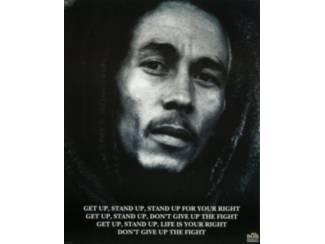 Overige Muziek en Instrumenten Verschillende Posters Bob Marley
