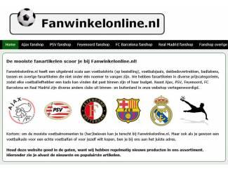 Ajax, PSV, Feyenoord, Real Madrid, FC Barcelona en meer