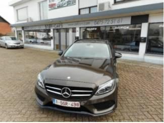 Mercedes C 200 D AMG Look