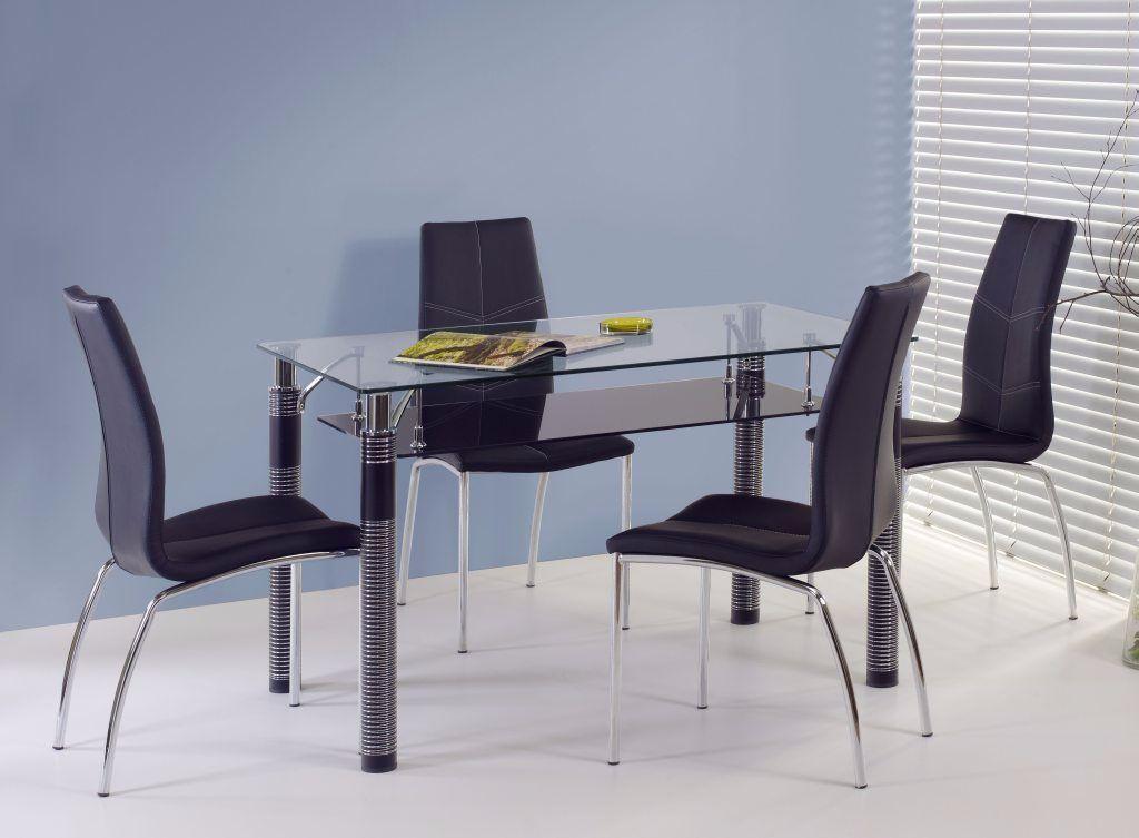Actie moderne eetkamerstoelen wit of zwart model boris nu 59 stoelen en fauteuils - Moderne stoelen ...