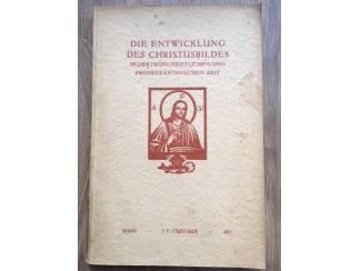 Die Entwicklung des Christusbilders in der frühchristlichen und.