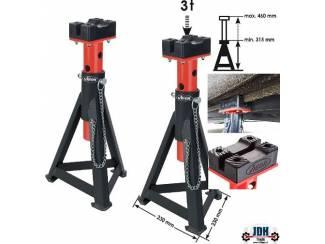 JDH01018 - Assteunen set 3 ton - VIGOR V2477