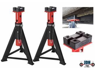 JDH01019 - Assteunen set 6 ton - VIGOR V2648