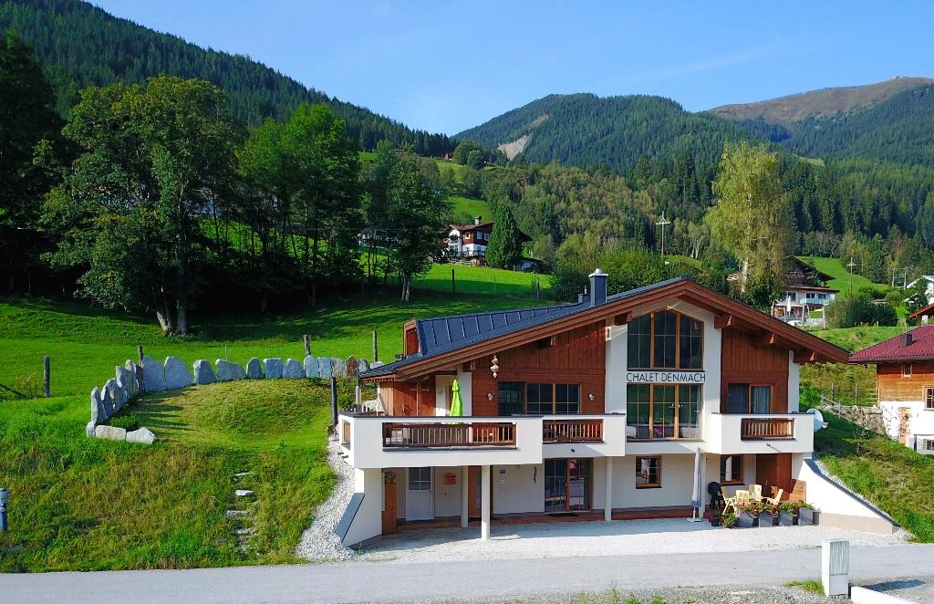 Luxe Chalet Denmach voor uw zomer en winter vakantie