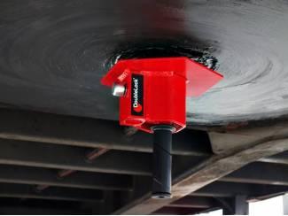 DoubleLock Kingpin slot RED SCM Vrachtwagen / trailerslot