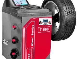 TCE Banden balanceer apparaat Semi-professioneel T-660