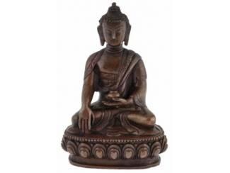 Sakyamuni Koperen Beeldje Boeddha Boedha Buddha Budha (C)