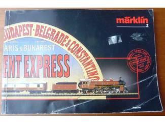 Märklin catalogus 1988/90