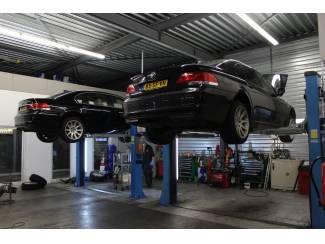 Automaat Reinigen Spoelen en Afvullen BMW E39 E46 X3 X5