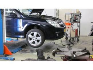 Automaat Reinigen Spoelen en Afvullen Opel alle modellen