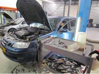 Automaat Reinigen Spoelen en Afvullen Saab alle modellen