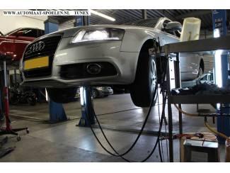 Automaat Spoelen / reinigen Audi