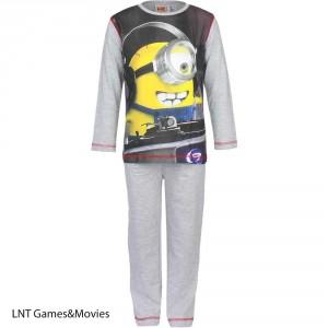 b316dfc5e3 minions pyjama grijs dj minion (98 3 j)aanbieding!   Kinderkleding