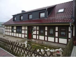 Een gezellig familiehuis in het centrum van Bad Sachsa