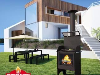 Valencia bronpi houtkachel/koken/barbecue OOK MOOI VOOR CAMPING