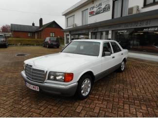 Mercedes Oldtimer 300 SE