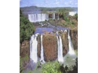 Poster Watervallen en Fantasie