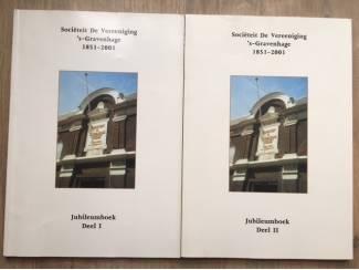 Sociëteit De Vereeniging 's-Gravenhage 1851-2001 deel I+II