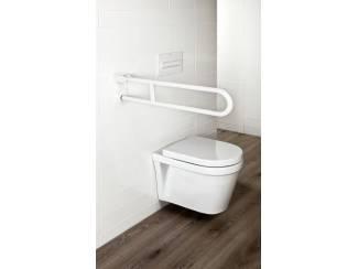 Sanifun Allibert toilet hendelgreep Usis Wit 70.