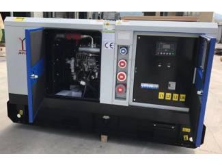 Javac 25 KVA Generator - Aggregaat - SL Serie
