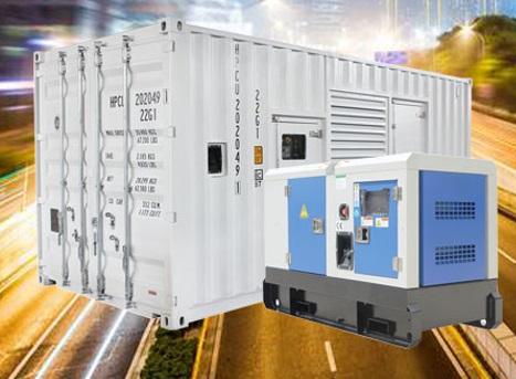 Javac 75 KVA Generator - Aggregaat - ECO Noodstroom