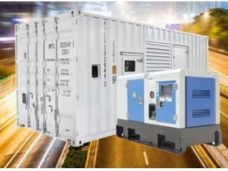 Javac 125 KVA Generator - Aggregaat - ECO Noodstroom