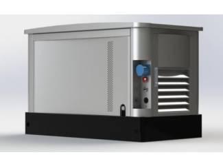 Javac Gas generator 10 KVA - 8 KW - 3000tpm