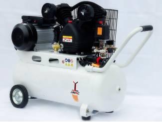 Javac SW455 Compressor - 10 bar - 50 l ketel - V-aandrijving