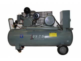 Javac VX-serie 2-traps compressor 7PK tot 15PK (14 bar)