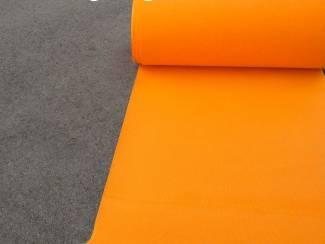 Oranje loper voor Koningsfeest
