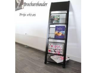 Folderrek of Display voor winkel of kantoor eigen import