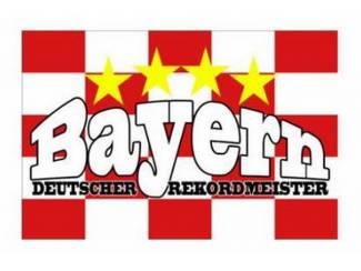 Vlaggen van Bayern Munchen NIEUW