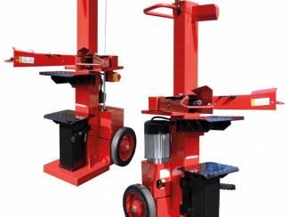 houtklover, kloofmachine, houtkliever, kliefmachine 14TON/400Volt