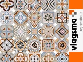 Marokkaanse Spaanse en Portugese Tegels Vives