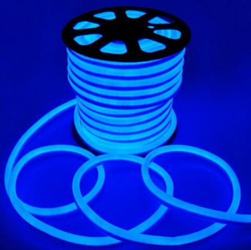 led 040 strip neon blauw 24 volt lampen. Black Bedroom Furniture Sets. Home Design Ideas