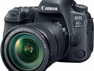 BUITENKANS VOOR DE LIEFHEBBER Canon EOS 6D Mark II + EF 24-105mm