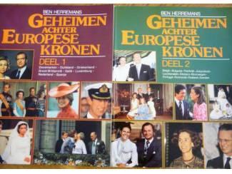 Geheimen achter Europese kronen I + II - Ben Herremans