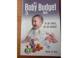 Het baby budget boek - Martine de Vente
