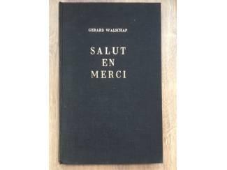 Salut en merci (pamflet) - Gerard Walschap