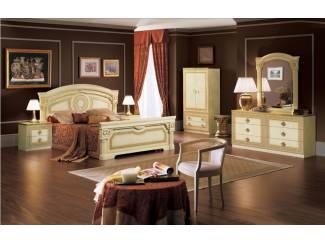 100% Italiaanse Klassiek Barok Slaapkamer Aida in Gouda