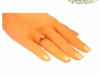 Ringen Gouden diamanten ringen in alle vormen en maten