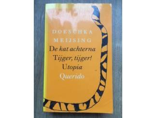 De kat achterna Tijger, tijger! Utopia - Doeschka Meijsing