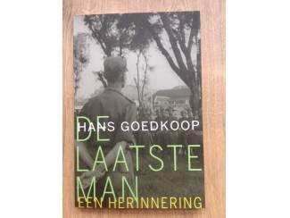De laatste man (Ned.-Indië) - Hans Goedkoop