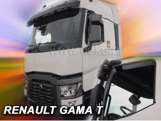 Vrachtwagen onderdelen Gamma T windschermen raamspoilers getint pasvorm