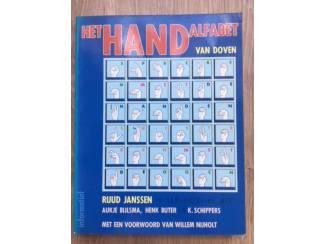 Het handalfabet van doven - Ruud Janssen