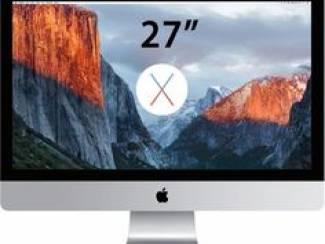 iMac Aluminium 27 inch refurbished