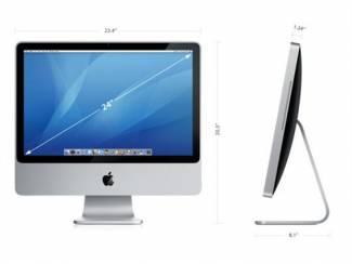iMac Aluminium 24 inch refurbished